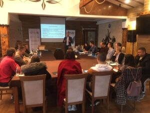 Entrepreneurship Development Training / Trening za razvoj preduzetništva