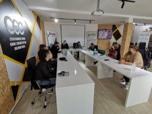 Koordinacioni sastanak sa civilnim sektorom